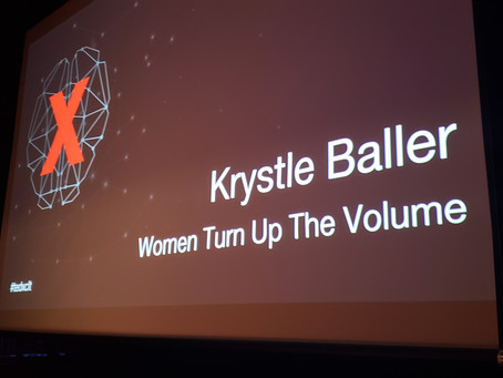 Women Turn Up The Volume TEDx