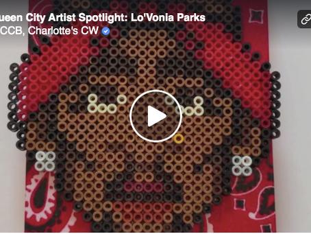 Queen City Artist Spotlight: Lo'Vonia Parks | WCCB