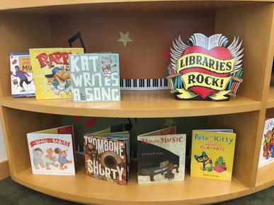 Lonna Vines, Ukulele Storytime Guru: Library Rocks!