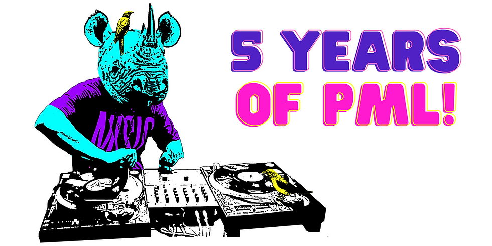 PML 5 Year Virtual Anniversary Party