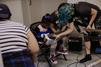 Baby Mosh Pits, Girl Bands, and Social Justice