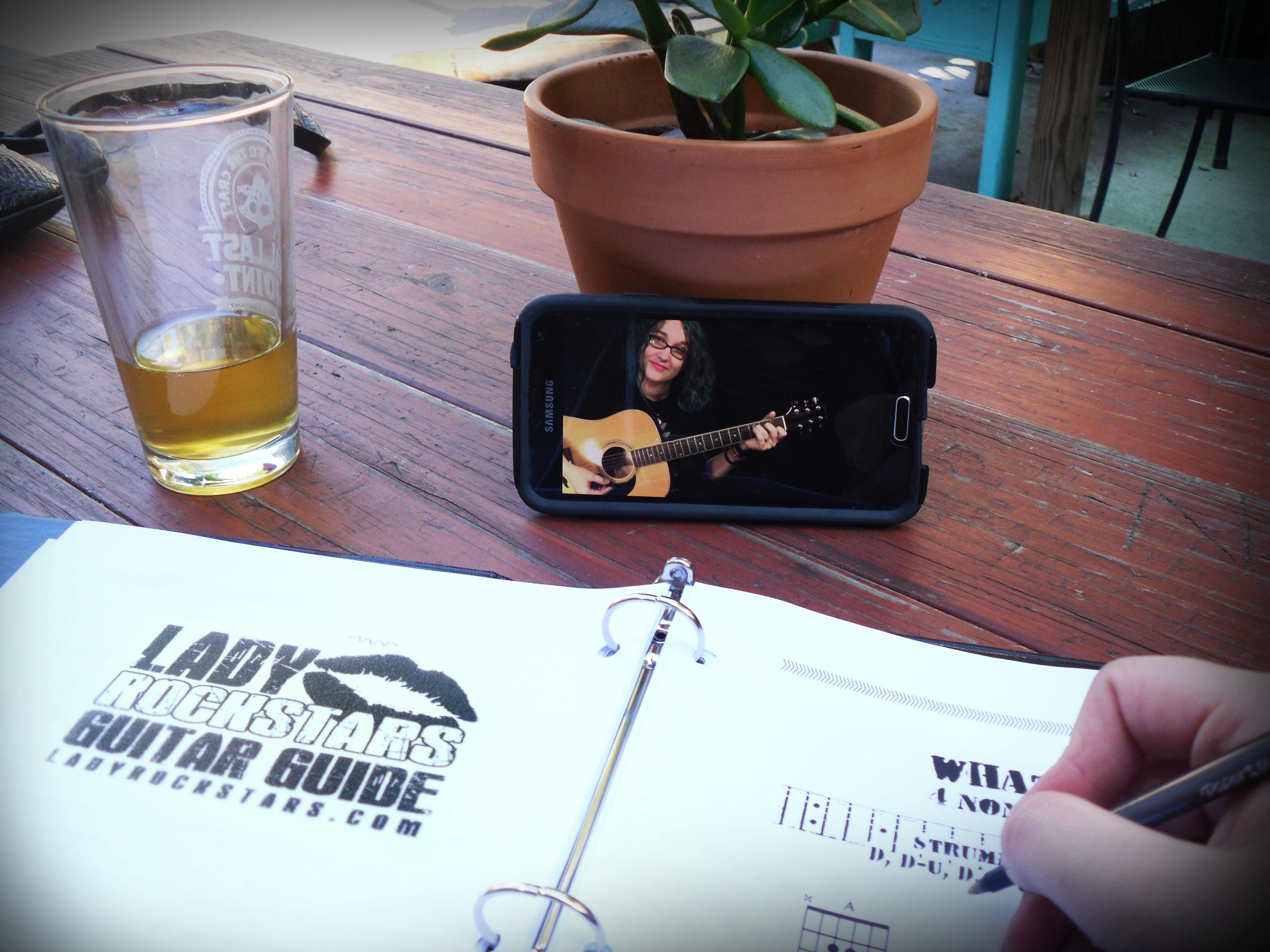Binder, Beer, Youtube
