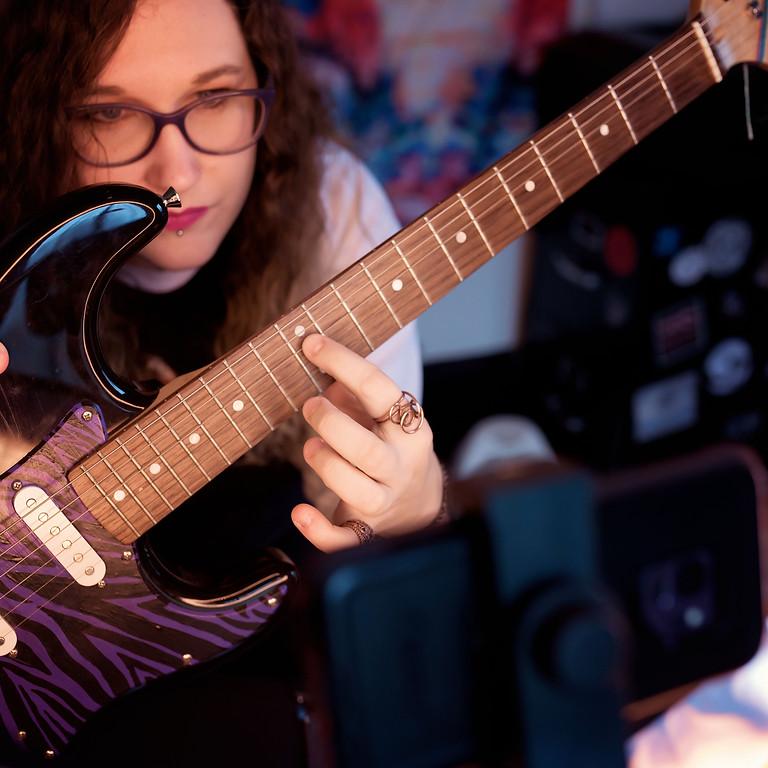 Lady Rockstars Online Songwriting Workshop (Free)
