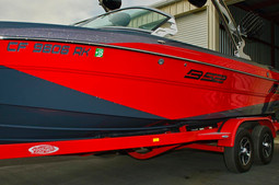MB Boats B 52 registration
