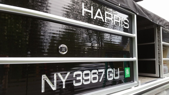 Harris Registration