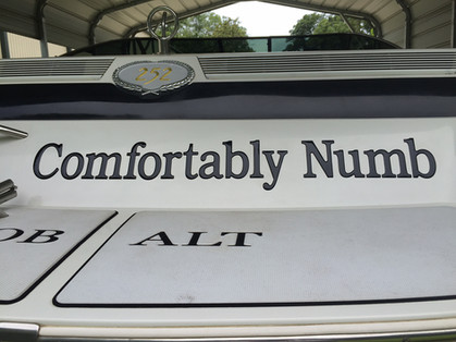 Cobalt Boat Name