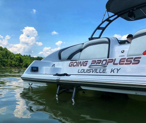 Yamaha Boat Name