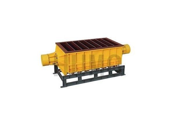 Curved Wall Vibratory Trough Machine