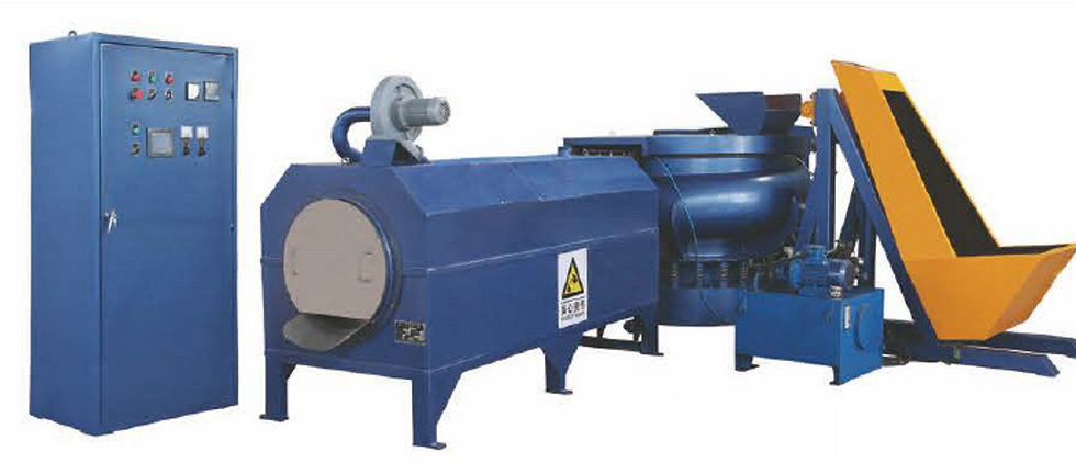 Grinding & Heating Production Line