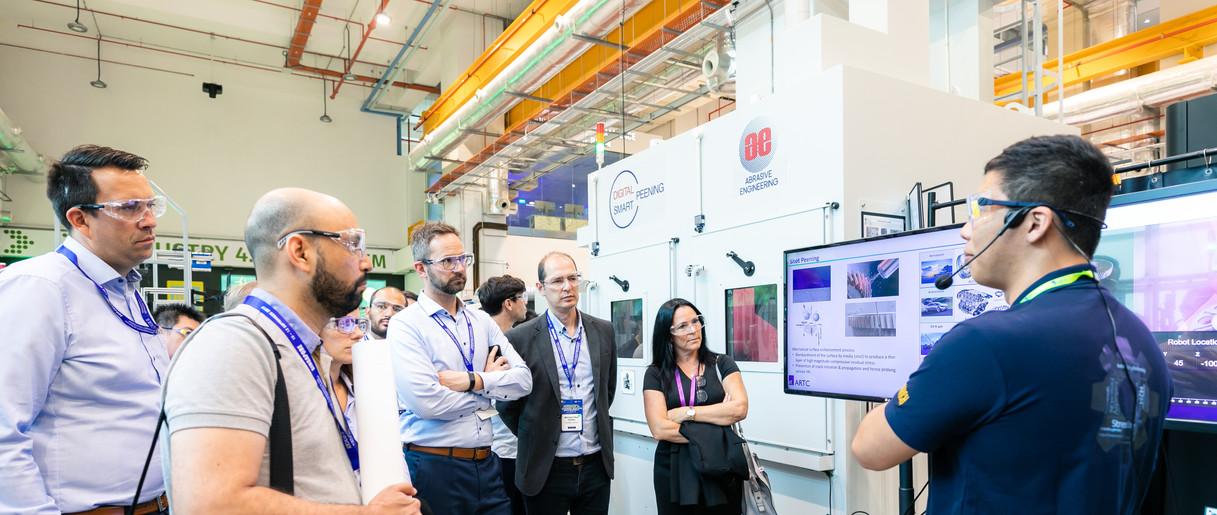 Presentation on Digital Shot Peening