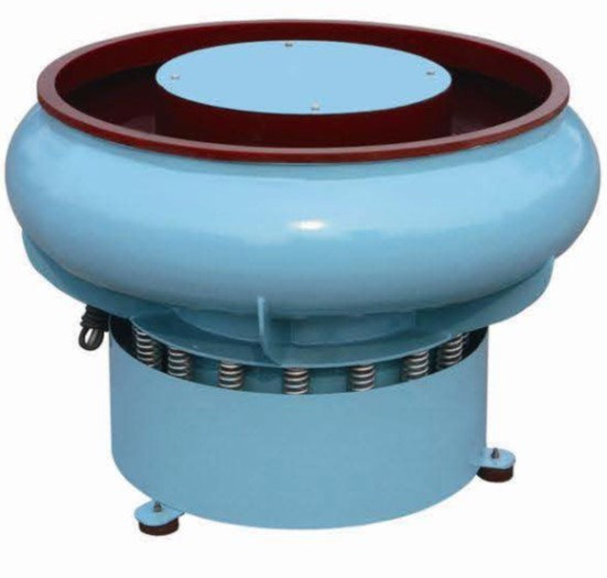 Curved Bowl Vibratory Machine