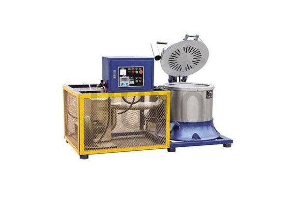 Centrifugal Dryer with Hot Blast Air