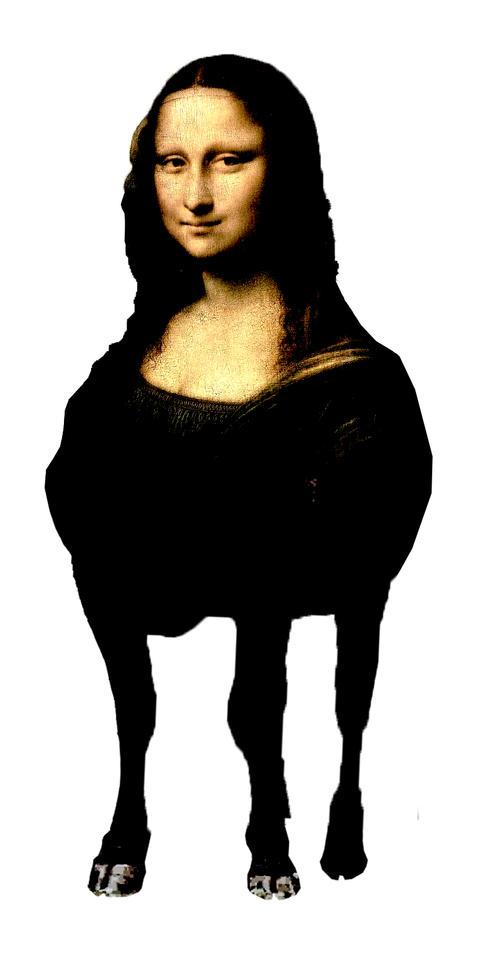 Mona la vache