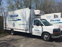Delvan Location camions réfrigéré