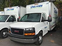 Delvan Location camions 17'