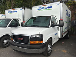 Delvan Location camions 17""