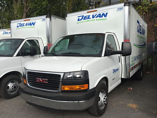 Delvan Location auto camions