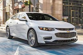 Location voiture / auto Chevrolet Malibu blanc