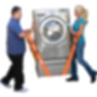 Delvan sangle pour transport de meubles et électroménagers