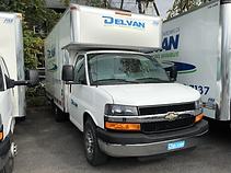 Delvan Location camions 12'