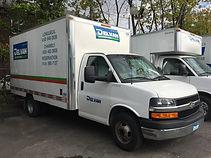Delvan Location camions 16'