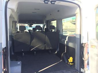 Delvan Location Minibus 12 passagers