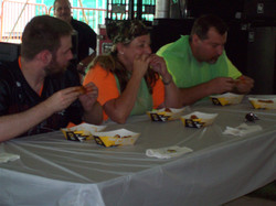 Hot Wings Contest