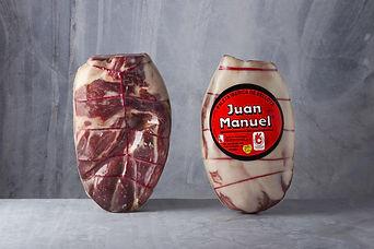Paleta Ibérica de bellota Juan Manuel