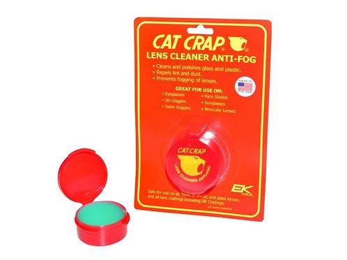 Cat-Crap cleaner and anti-fogging paste