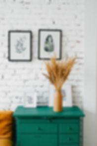 my home white wall green cupboard.jpg