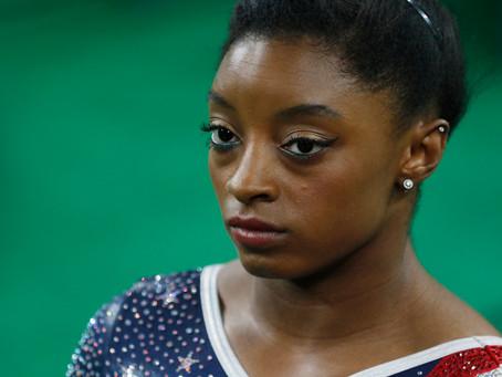 Did Simone Biles make a bad decision?