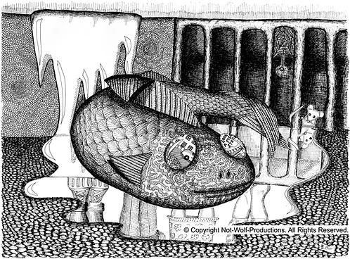 Fish on the Street
