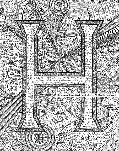 Physics Alphabet Book: H is for Higgs Boson