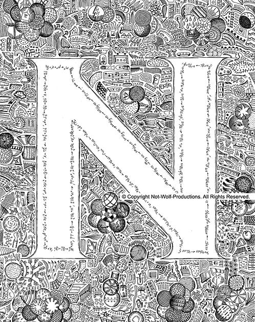 Physics Alphabet Book: N is for Nuclear Transmutation