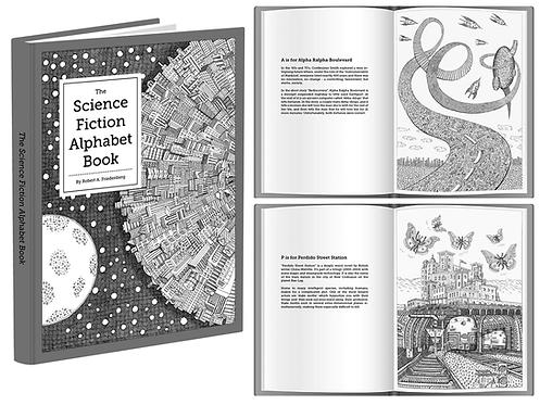 The Science Fiction Alphabet Book