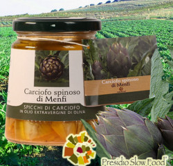 Il Carciofo Spinoso di Menfi - Presidio Slow Food