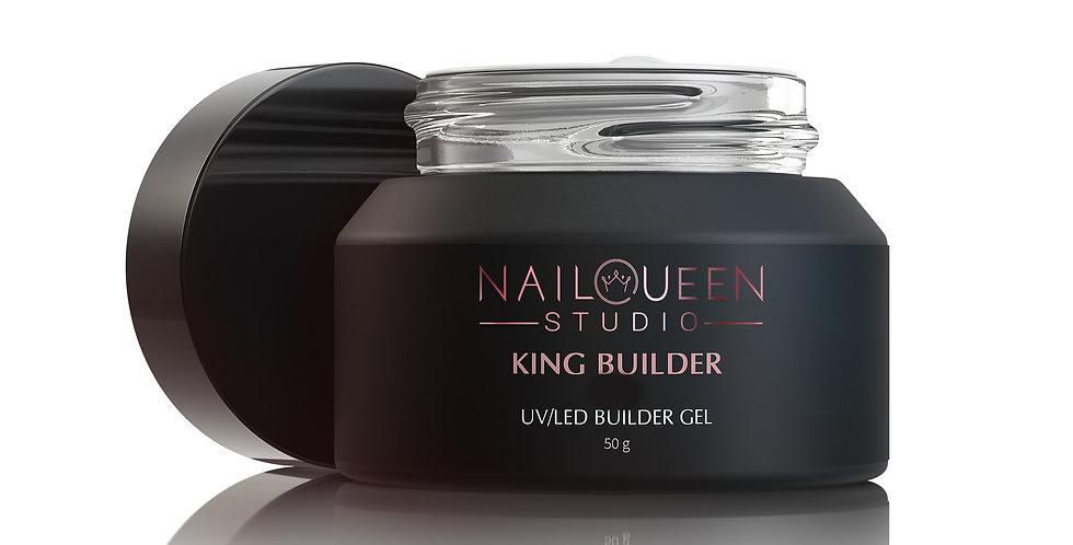 """UV/LED Builder Gel """"KING BUILDER"""""""