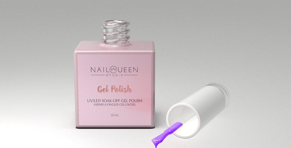 """Gel Polish: """"Violet Grapes"""""""