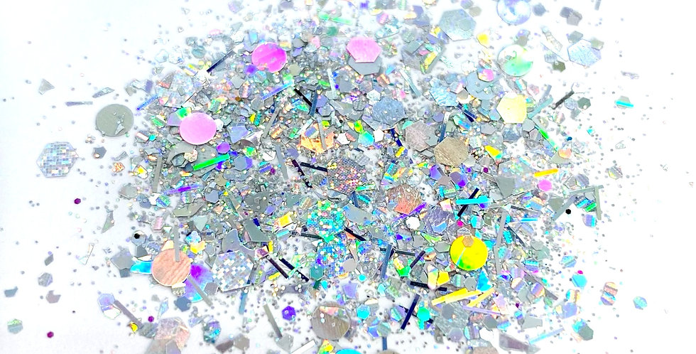 GLITTER: 7 Years of Bad Luck