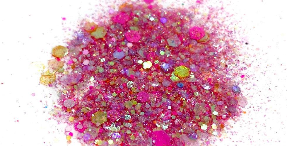 GLITTER: Pink Sand