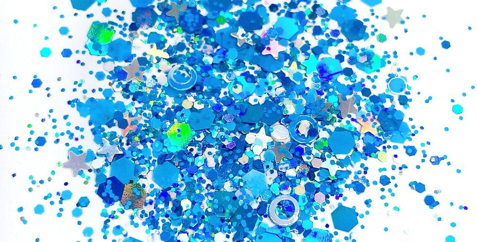 GLITTER: Blue Dreams
