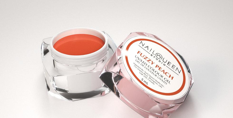 """Colour Gel: """"Fuzzy Peach"""""""