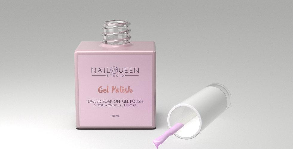 """Gel Polish: """"Pretty in Pink"""""""