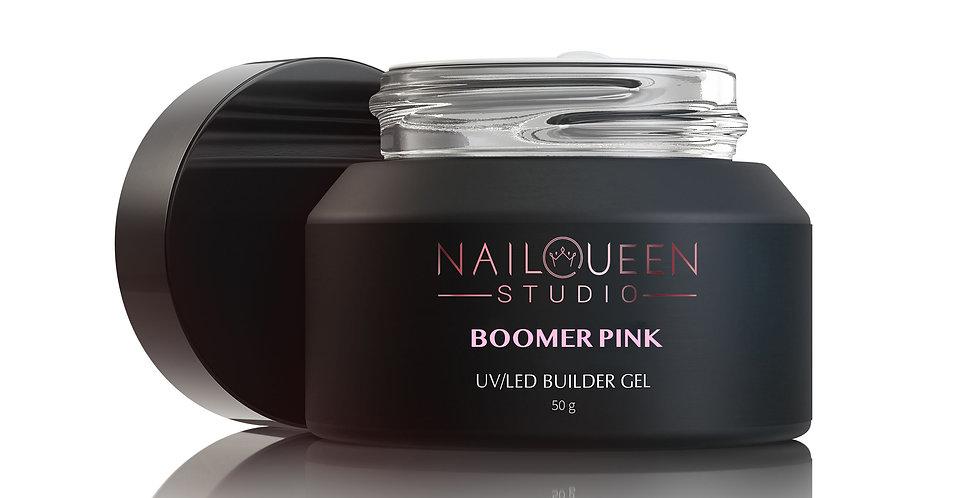 """UV/LED Builder Gel """"BOOMER PINK"""""""
