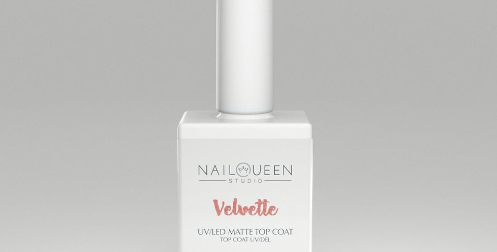 "Matte Top Coat: ""Velvette"""