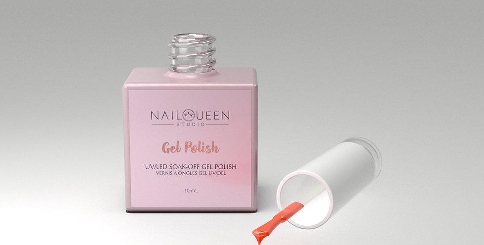 """Gel Polish: """"Orange Crush"""""""
