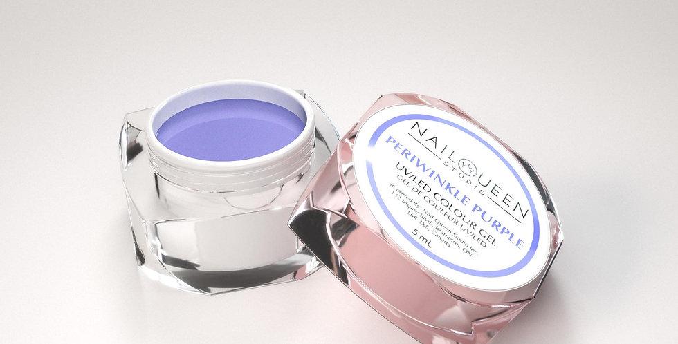 "Colour Gel: ""Periwinkle Purple"""