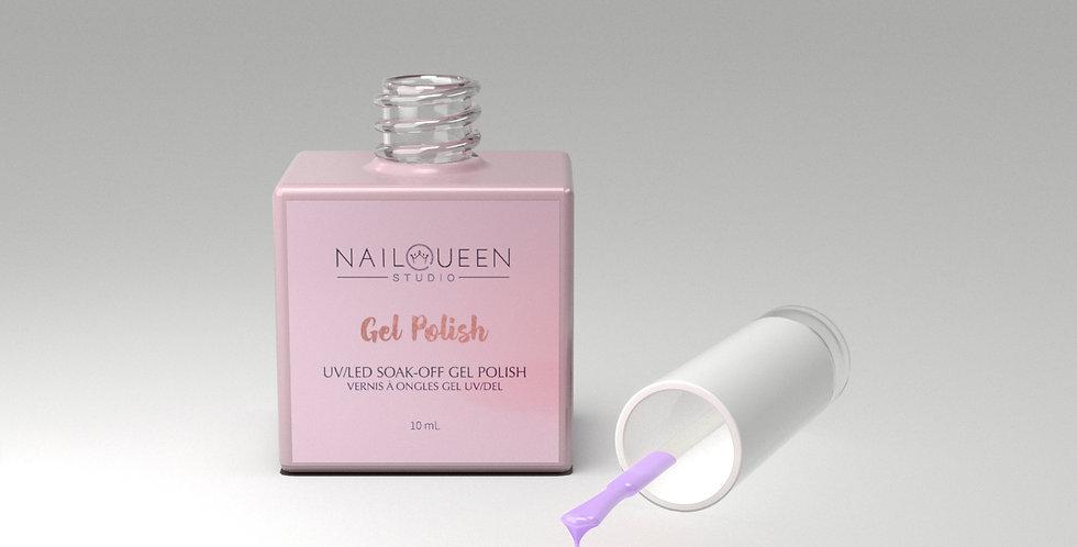 "Gel Polish: ""Lavender Mist"""