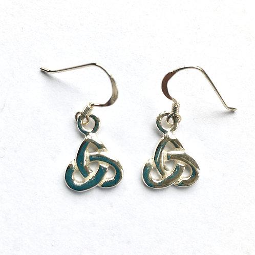 Celtic Triangular Drops