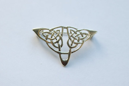 Celtic Style Brooch